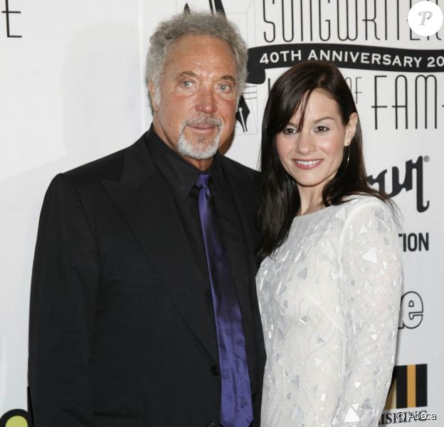 40e gala des Songwriters Hall of Fame Awards : Tom Jones et Kara DioGuardi