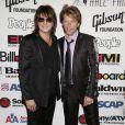 40e gala des Songwriters Hall of Fame Awards : Richie Sambora et Jon Bon Jovi