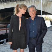 Richard Berry et sa femme, Nolwenn Leroy... : En péniche sur la Seine