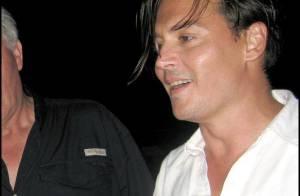 Pour son anniversaire très arrosé... Johnny Depp a été très gâté !