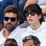 Nolwenn Leroy et Arnaud Clément : Amoureux en blanc pour le roi Rafael Nadal