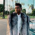 Usher. Janvier 2019.