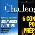 """""""Challenges"""" en kiosques le 13 juin 2019."""