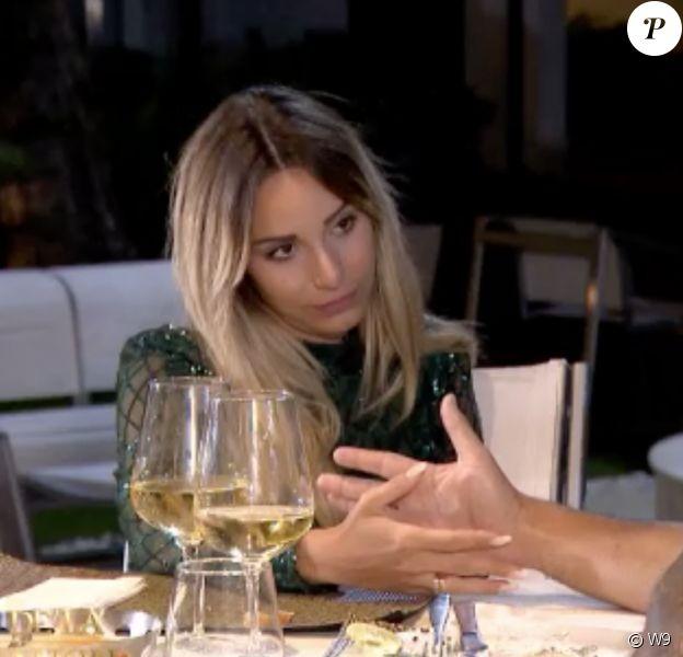 """Mélanie, une des célibataires de l'émission de """"L'Île de la tentation 2019"""". Elle a été très proche de Julien."""