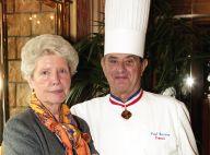 Paul Bocuse : Sa femme Raymonde est morte à l'âge de 93 ans