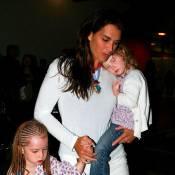 Brooke Shields : avec ses deux filles... elle partage un joli moment de complicité !