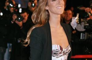 Céline Dion met Paris au parfum...
