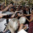 Jessica Alba à la 59ème édition du festival de télévision de Monte Carlo au Grimaldi forum à Monaco le 14 juin 2019. © Jean-François Ottonello / Nice Matin / Bestimage  59th Monte Carlo television festival in Monaco on june 14th 201914/06/2019 - Monaco