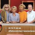 """Julien Cohen, vendreur dans """"Affaire Conclue"""", émission diffusée sur France 2."""