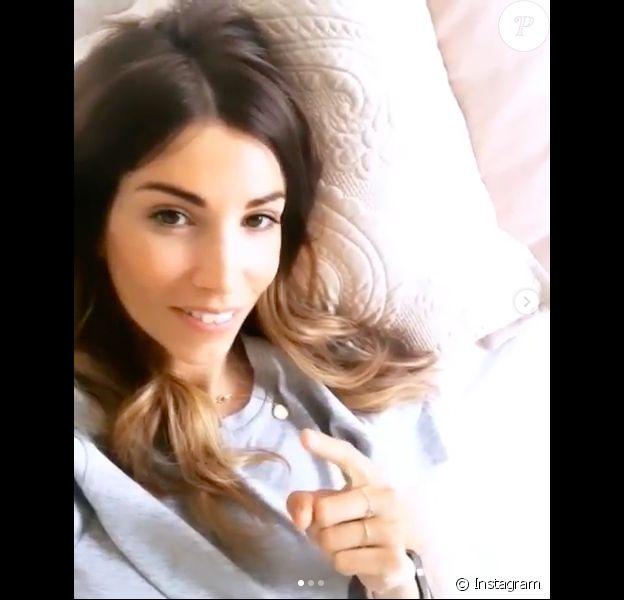 """Alexandra Rosenfeld met les points sur les """"i"""" avant la diffusion de """"Je suis une célébrité, sortez-moi de là"""" sur TF1."""