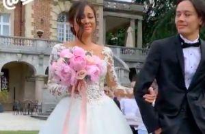 Alizée et Maxime (Pékin Express) se sont mariés : robe folle et cadre de rêve