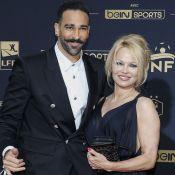 """Rupture Pamela Anderson et Adil Rami: le footballeur sort du silence et """"assume"""""""