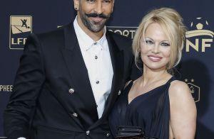Rupture Pamela Anderson et Adil Rami: le footballeur sort du silence et