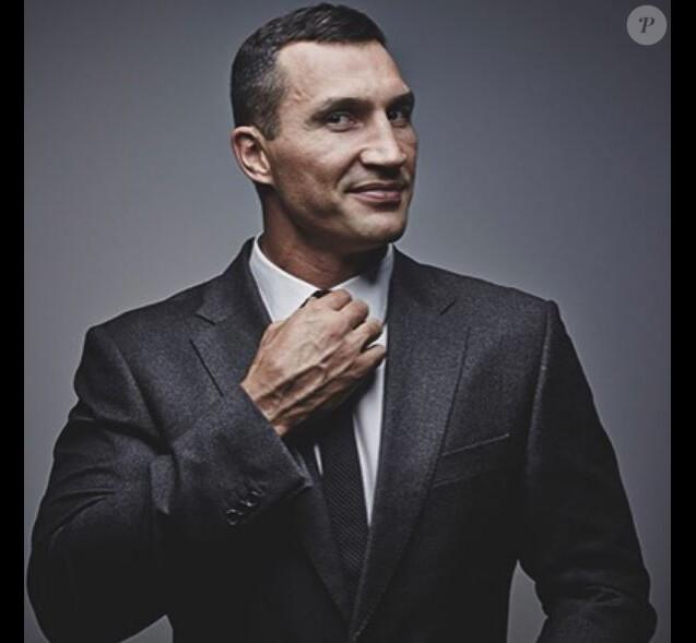 Wladimir Klitschko a échappé à un incendie sur son yacht le 23 juin 2019.