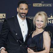 Adil Rami nie toute violence... Pamela Anderson réplique et balance son 06 !