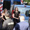 Cara Delevingne, sa compagne Ashley Benson - Les célébrités arrivent à la réception du mariage de Zoe Kravitz et Karl Glusman dans la maison de Lenny Kravitz à Paris, France, le 29 juin 2019.