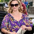 Reese Witherspoon - Les invités de Zoe Kravitz et de son mari Karl Glusman arrivent au restaurant Lapérouse à Paris pour leur Pre Wedding Party le 28 juin 2019.