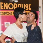 Cristina Cordula et Alex Goude complices, face à Lorie Pester, très casual