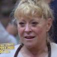 """Sloane - Deuxième épisode de l'émission """"Je suis une célébrité, sortez-moi de là"""", sur TF1, le 16 juillet."""