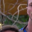 """Frédérick Bousquet - Deuxième épisode de l'émission """"Je suis une célébrité, sortez-moi de là"""", sur TF1, le 16 juillet."""