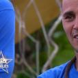 """Brahim Asloum -Deuxième épisode de l'émission """"Je suis une célébrité, sortez-moi de là"""", sur TF1, le 16 juillet."""