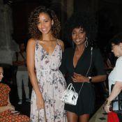 Flora Coquerel : Beauté florale à la Fashion Week, avec Alia (Secret Story 9)