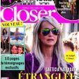 Couverture du magazine Closer du 5 juillet 2019