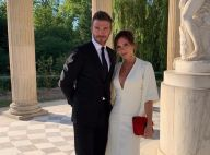 Victoria Beckham : Anniversaire de mariage de rêve au Château de Versailles