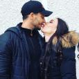 Julie Ricci et son époux PJ - Instagram, 8 décembre 2018