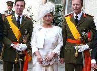 La grande duchesse Maria Teresa de Luxembourg : d'une élégance lumineuse pour la Fête nationale !