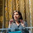 Anne Hidalgo - Remise du prix international de la ville de Paris pour les droits des LGBTQI+ à Paris le 17 Mai 2019