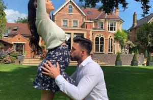 Nabilla Benattia enceinte d'un garçon :