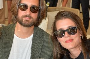 Charlotte Casiraghi et son mari Dimitri Rassam : Rare sortie au prix Longines