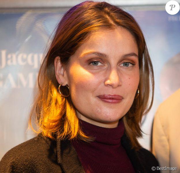 """Laetitia Casta - Avant-première du film """"L'Incroyable Histoire du facteur Cheval"""" à l'UGC Toison D'or, à Bruxelles en Belgique le 18 avril 2019."""