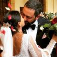 """Tara de """"Top Chef 2018"""" le jour de son mariage, le 7 juillet 2019, au Liban"""