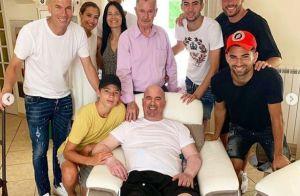 Zinédine Zidane : Déjà de retour auprès du Real, son frère enterré en Algérie