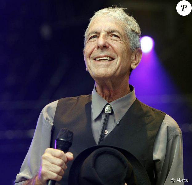 Leonard Cohen se dévoile dans un Portrait intime