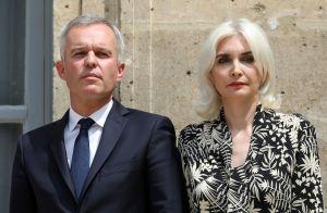 François de Rugy : Sa femme Séverine à ses côtés pour quitter le ministère