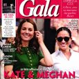 """Couverture du magazine """"Gala"""", numéro du 18 juillet 2019."""