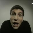 """Nagui dans le clip """"A Caus' des garçons"""" sorti en 1987."""
