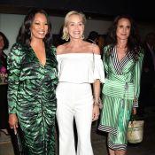 Sharon Stone : Angélique avec Andie MacDowell et Jane Seymour