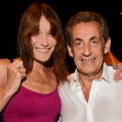 """Nicolas Sarkozy jaloux du succès Carla Bruni ? """"A mon tour d'être là pour elle"""""""