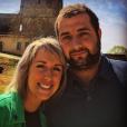 """Claire de """"L'amour est dans le pré"""" épanouie avec Sébastien - Instagram, 31 mars 2019"""