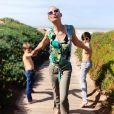 Elodie Gossuin partage des photos de sa famille (Bertrand, son mari et ses 4 enfants) sur son compte Instagram.