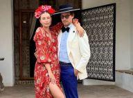 Maria Sharapova fête l'anniversaire de son amoureux millionnaire en Espagne