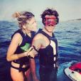 Alice Taglioni sur Instagram.