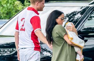George, Charlotte et Louis de Cambridge ont attendu deux mois pour voir Archie