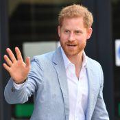 Le prince Harry au même hôpital que Diana : il découvre des photos, 30 ans après