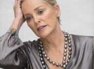 """Sharon Stone se plaint d'avoir """"été oubliée comme Lady Diana"""" après son AVC"""