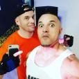 Norbert Tarayre sportif sur Instagram, le 14 juin 2019